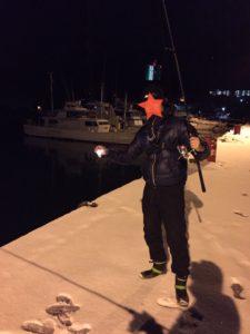 大雪でも魚は釣れるのか!?検証してきた!